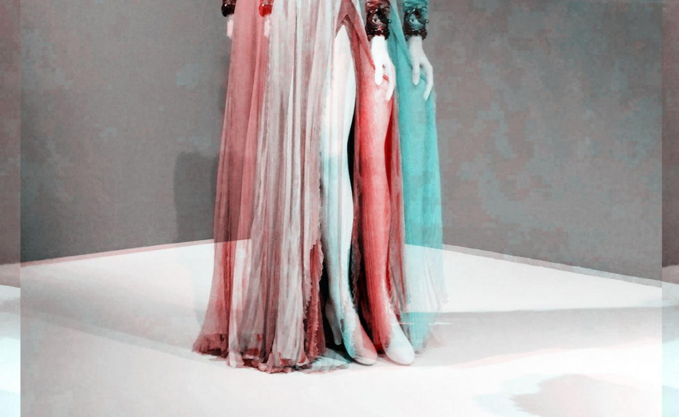Blurred Boundaries Fashion as an Art, EDGExpo.com