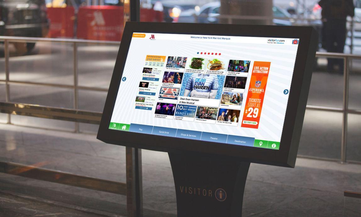 CTM Media Group ExploreBoard Touchscreen