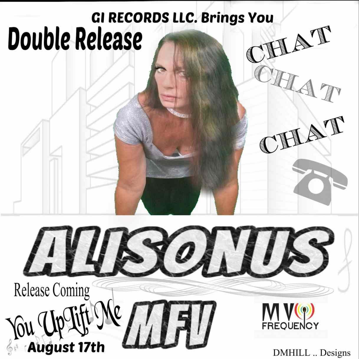 Alisonus Promo Cover