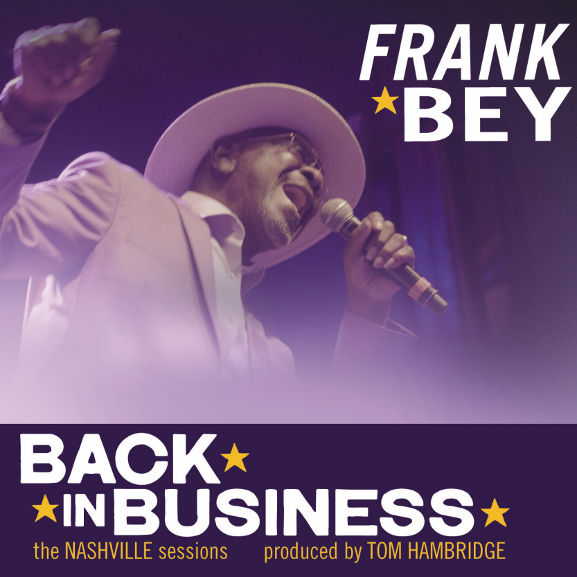 New Album - Back in Business