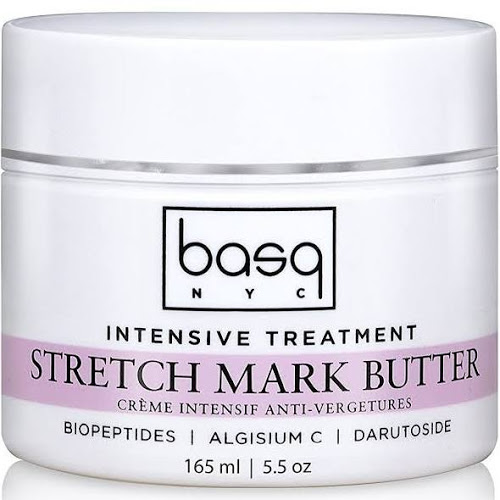 basq NYC Intensive Treatement Stretch Mark Butter