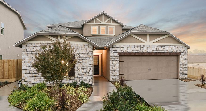 Lennar's Chateau Collection at Riverstone is coming soon to Madera.