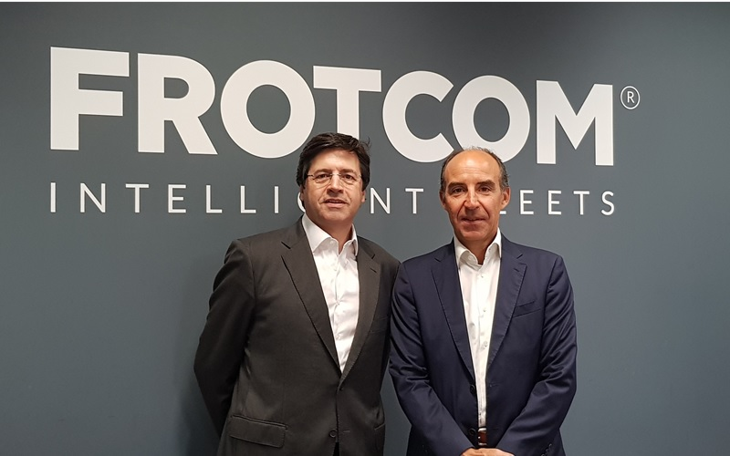 HCapital acquires minority stake in Frotcom Intern