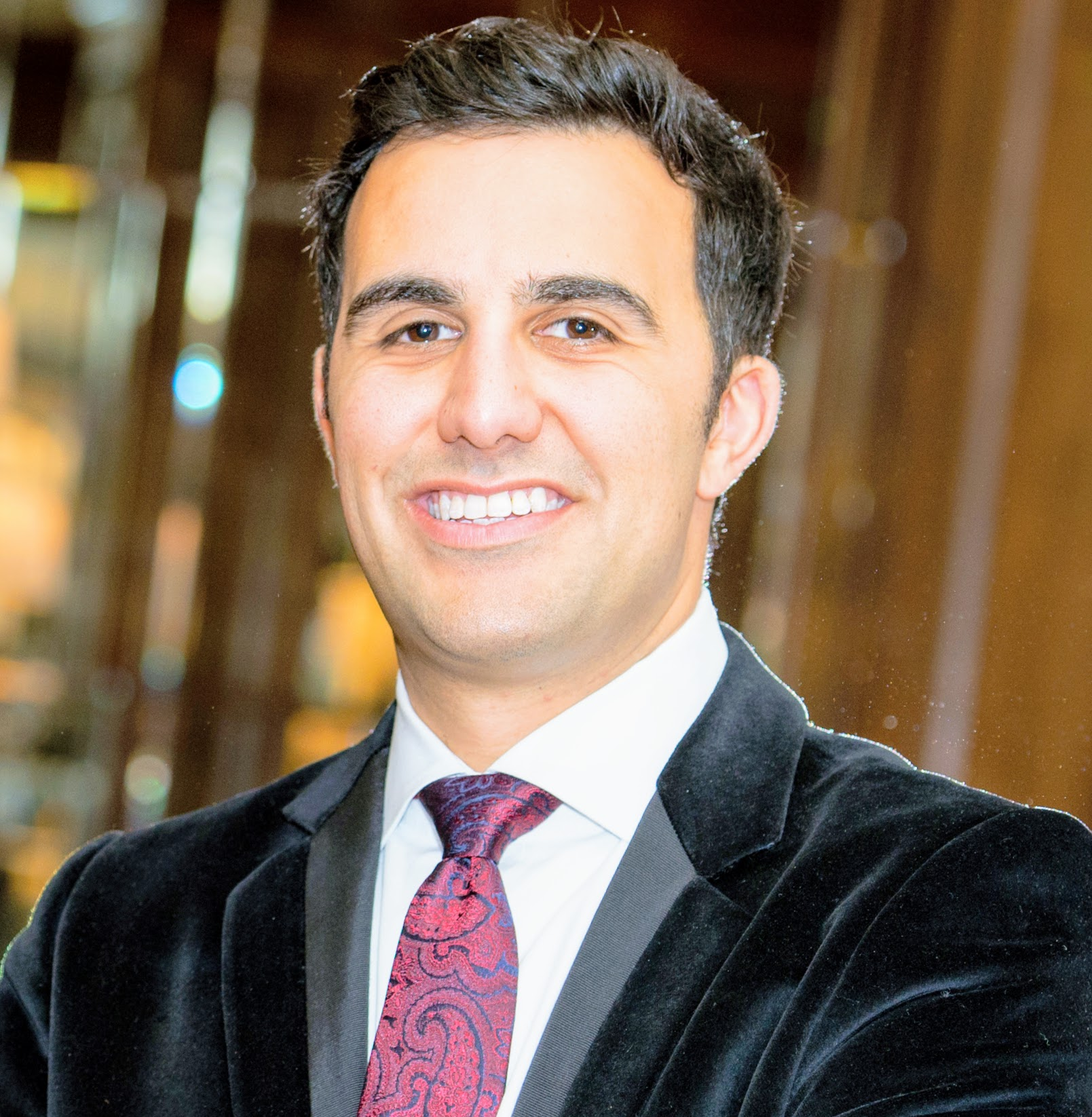 Ali Bakir, new CEO of Peeptrade