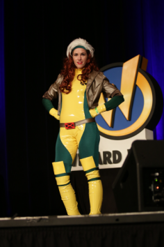 Cosplayer at Wizard World