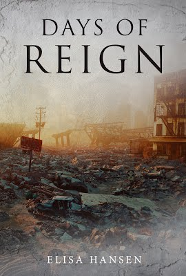 Days of Reign ebook cover