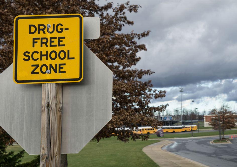 Drug Abuse in U.S. High Schools