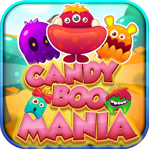 Candy Booo Mania Game by Megafans