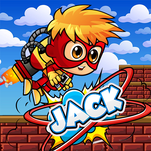 Jet Jack Game by Megafans