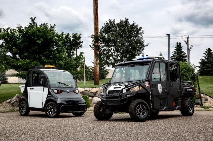 Polaris Expands Its Public Safety Line to Include All-Electric GEM Vehicles
