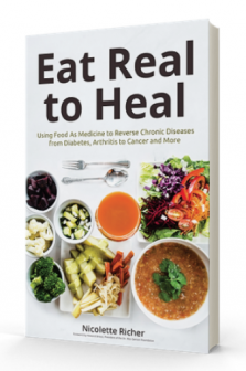 Eat Real to Heal Cover