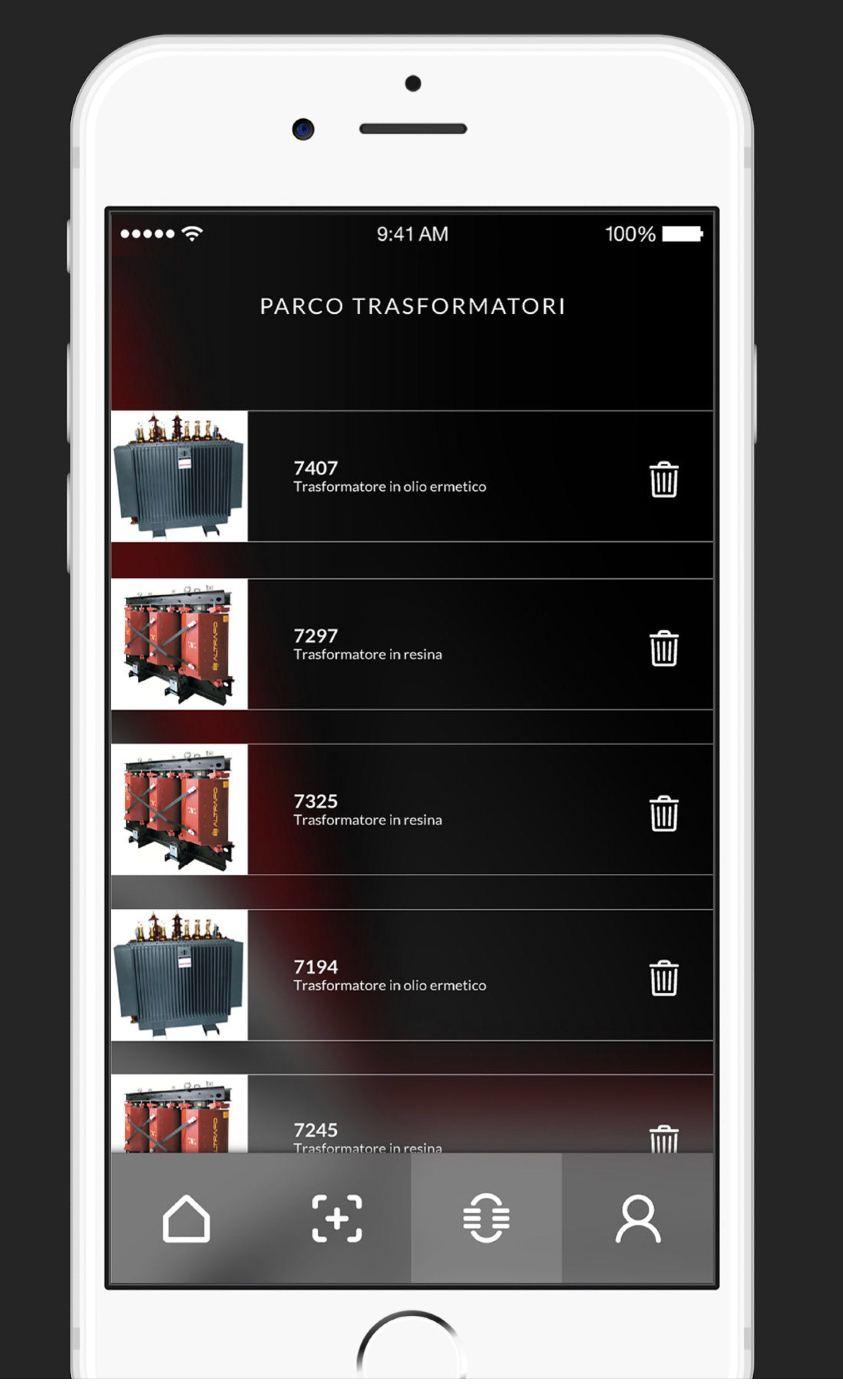 Trasformatore 4.0 app (AL Srl)