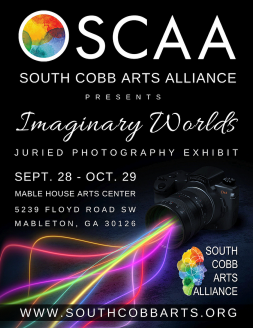 SCAA PRESENTS IMAGINARY WORLDS