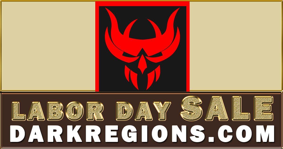 LABOR DAY SALE from Dark Regions Press Live on DarkRegions