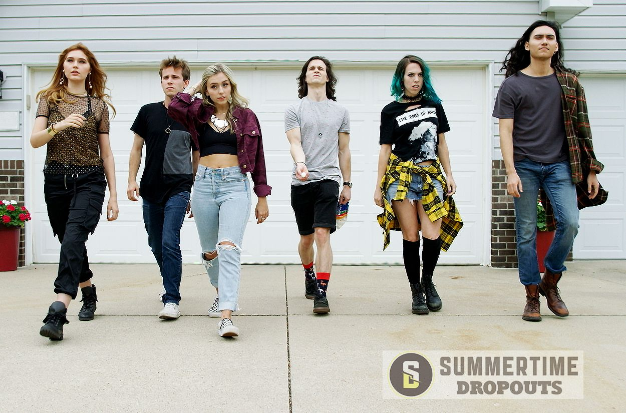 SUMMERTIME DROPOUTS feature film currently in production in Minnesota