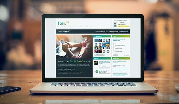 FlexMR InsightHub