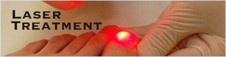 Grady Podiatry Now Offer Laser Treatment for Fungal Nails