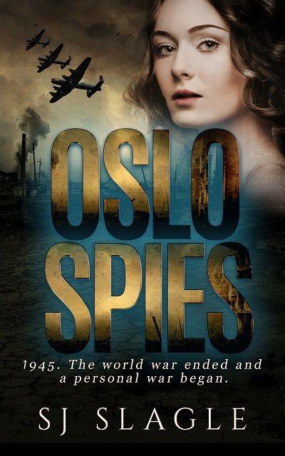 Oslo Spies E-BookSmaller