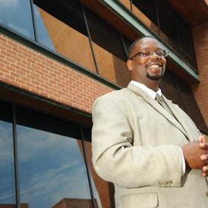 Dr. Reginald Parker, Founder and President