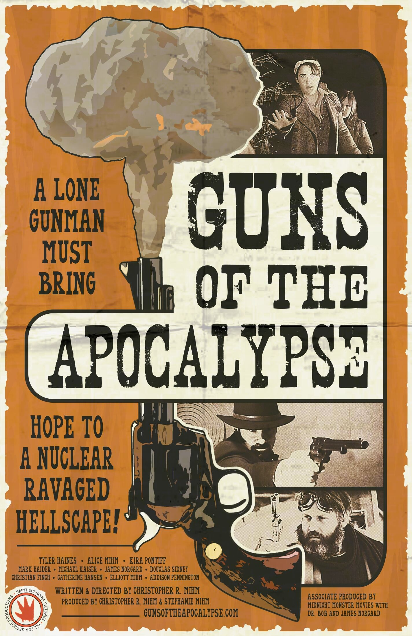 Official Poster for Guns of the Apocalypse