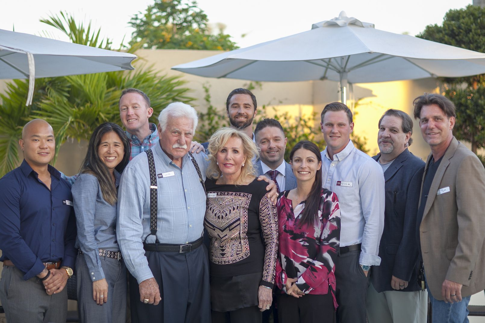 Schnellenberger Family Foundation & Recovery Boot Camp Teams