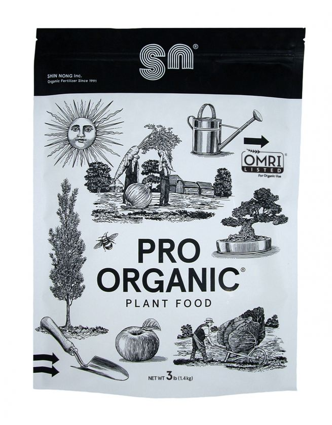 PRO ORGANIC by Shin Nong (All Purpose Plant Food)