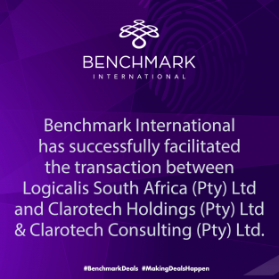 Benchmark International South Africa Successful Deal Closing