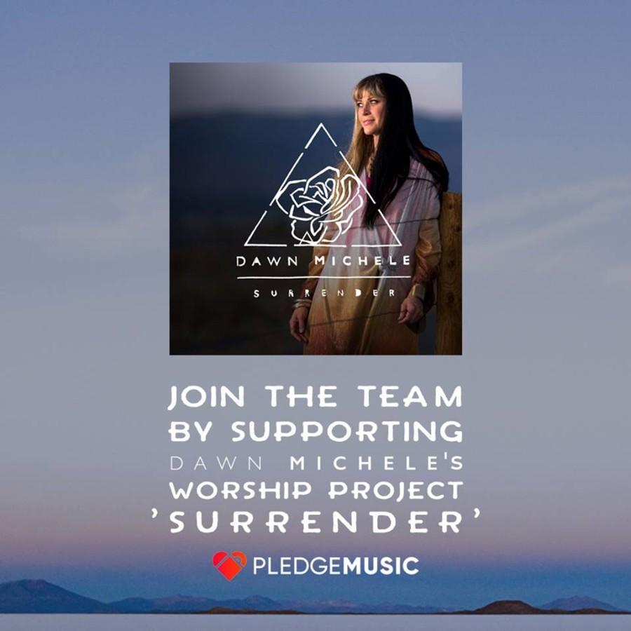 Fireflight's Dawn Michele offers PledgeMusic campaign for solo album, Surrender.