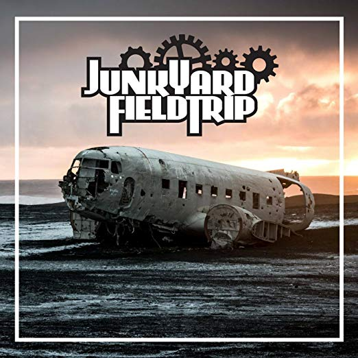 JunkYardFieldTrip Self-Titled Debut Album Available September 7, 2018