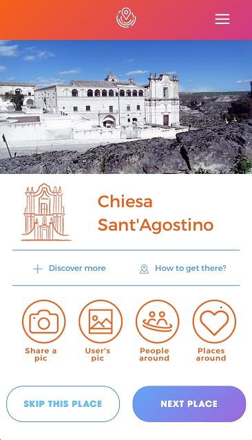Aroundly, guida turistica Matera