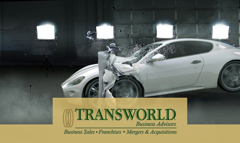 Transworld Business Advisors Supports a Trade in the Auto Body Industry