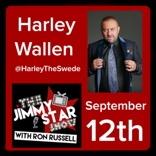 Harley Wallen on The Jimmy Star Show With Ron Russell