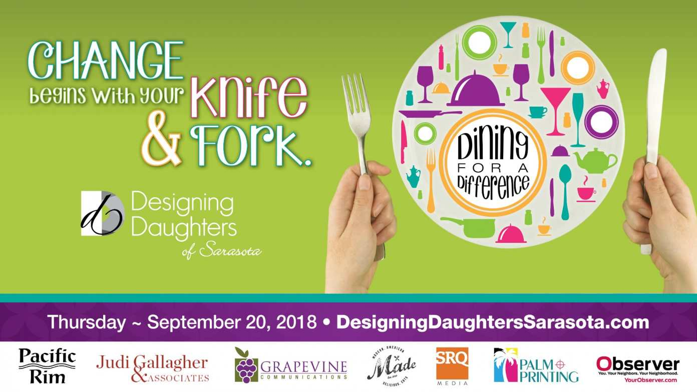 Dining for a Difference, Sept. 20, 2018