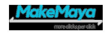 MakeMaya Logo