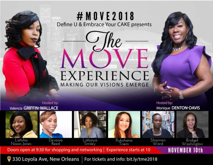 The MOVE Experience!