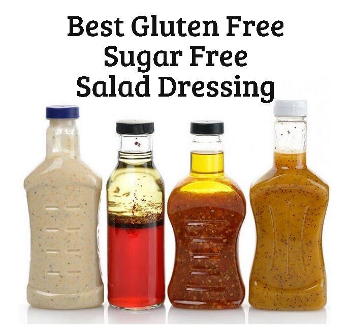 Gluten Free Salad Dressing