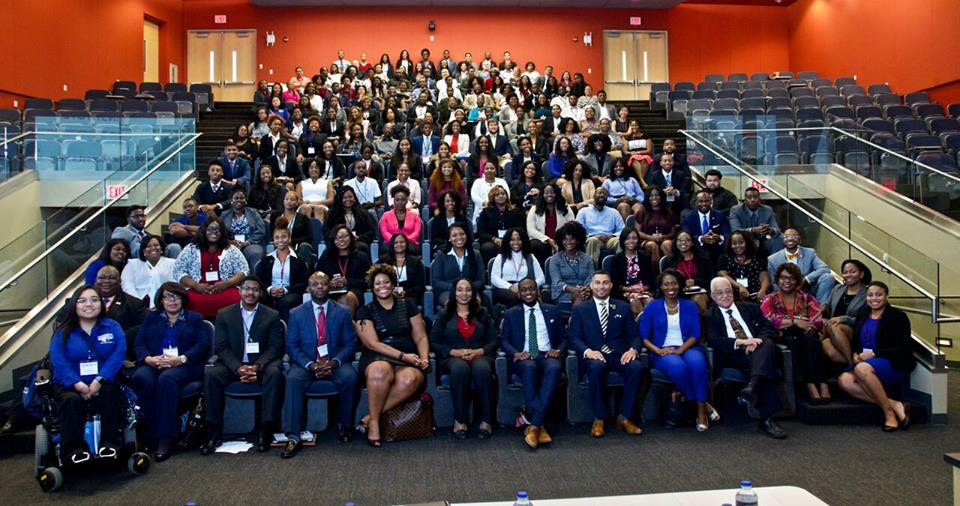 HBCU Pre-Law Summit Group Photo