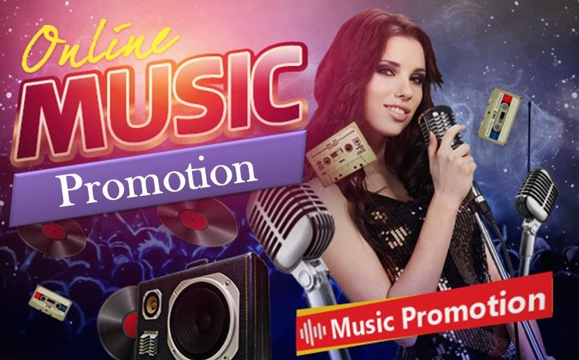 Boost Your Music Profile with Online Music Promotion