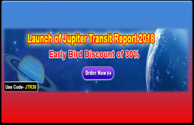 Get 30% Discount on jupiter Transit Report 2018