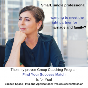 Group coaching program single career women wanting family