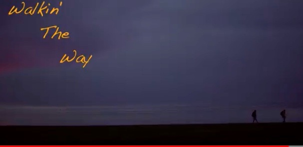 """Title Card from """"Walkin' the Way."""""""