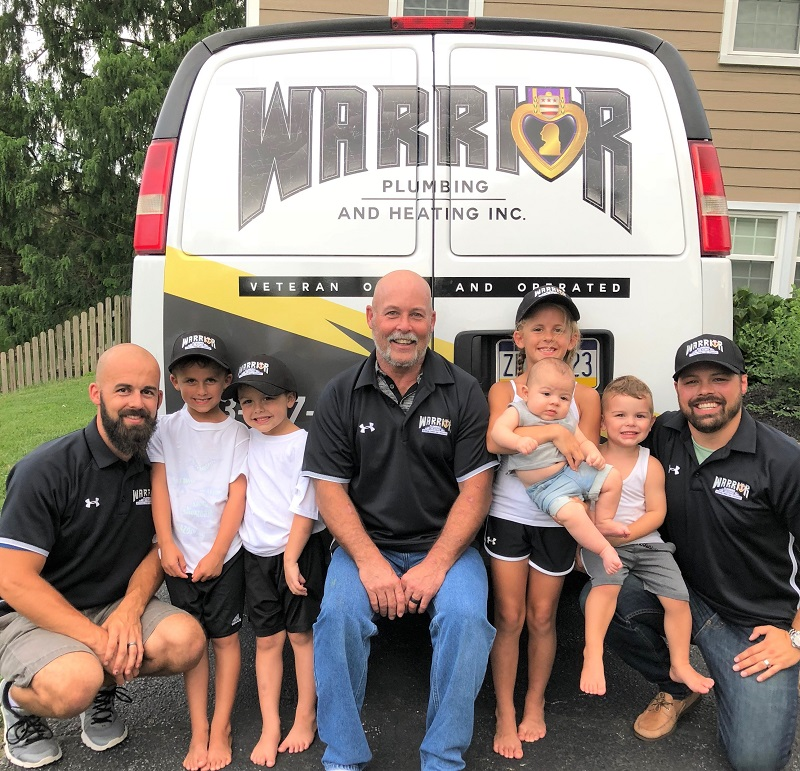 Warrior Plumbing and Heating in Baltimore, MD