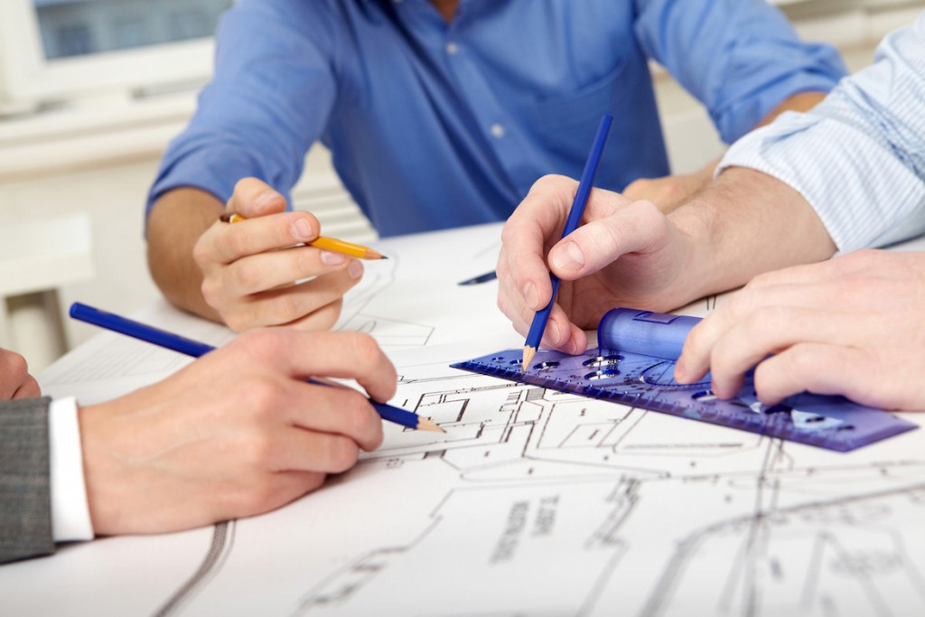 design-build construction company