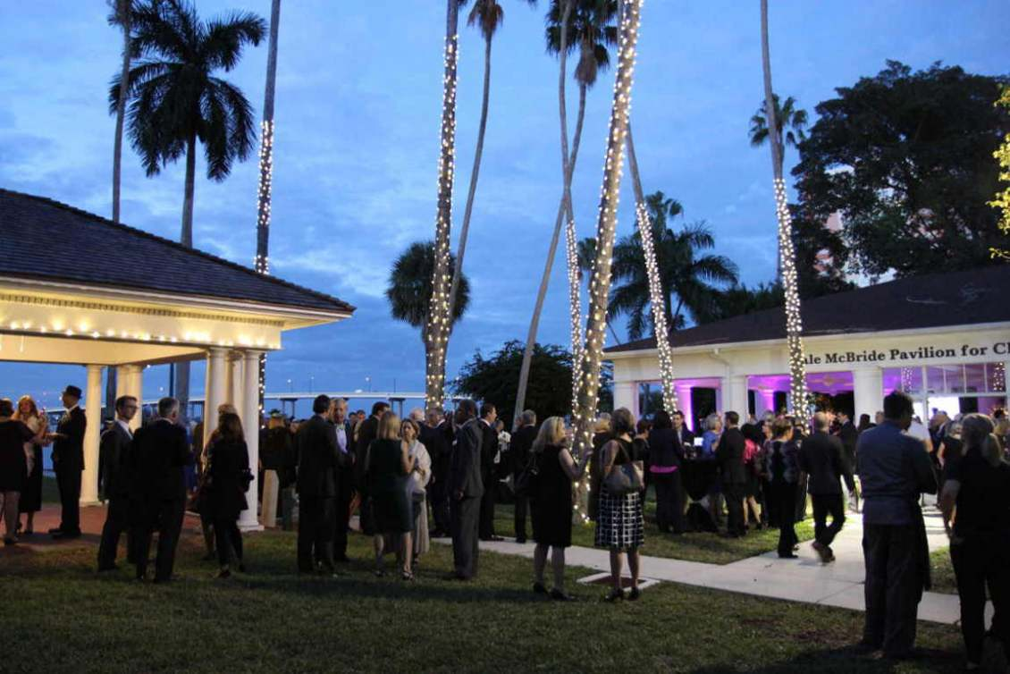 Uncommon Evening Gala at sunset