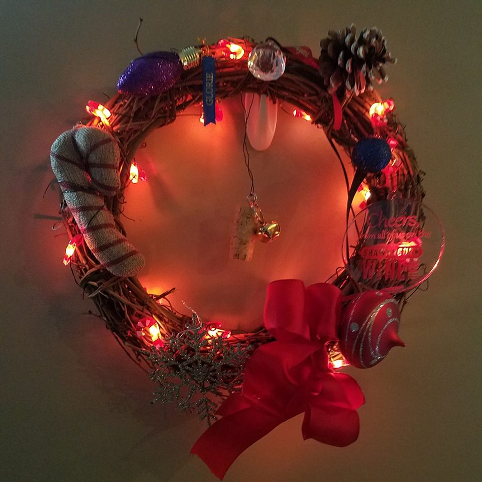 Create your Wreath. Make it your own!