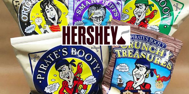 Hershey Buys Pirate Brands