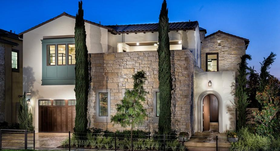 New single-family homes showcasing luxury designs in a great location in Irvine