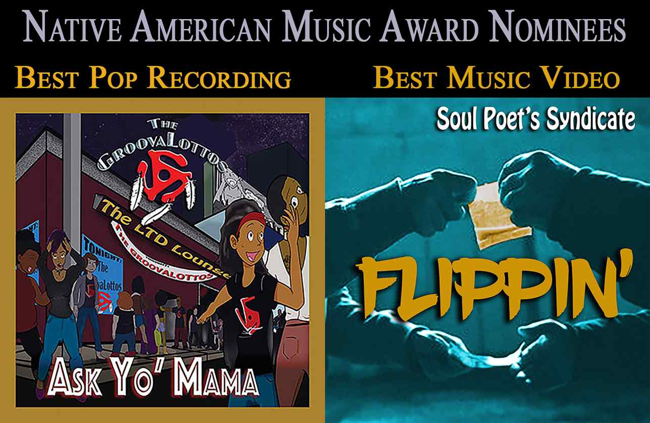 ASK YO MAMA album and FLIPPIN' music video, Top Nominees in the 2018 NAMA