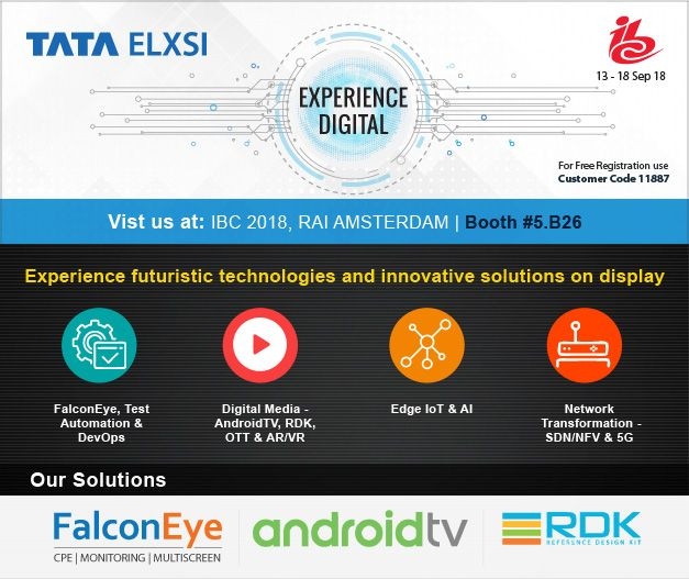 Tata Elxsi extends alliance with Airtel to deliver an engaging