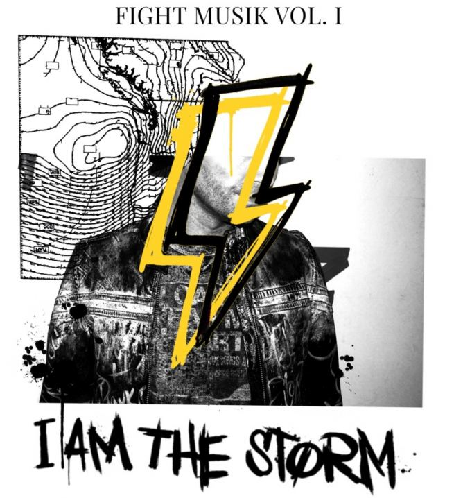 I AM THE STORM'S FIGHT MUSIK VOL. 1 releases today (Sept. 14).